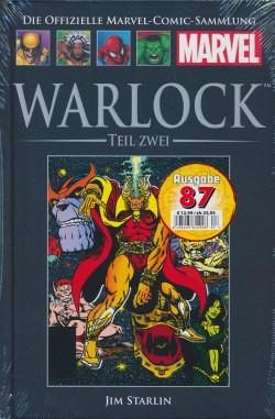 Offizielle Marvel-Comic-Sammlung 87: Warlock 2 (Classic XXXIII)