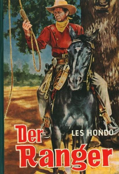 Hondo, Les Leihbuch Ranger (Rekord)