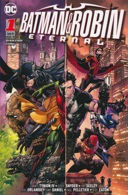 Batman & Robin Eternal 01