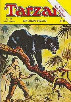Tarzan Mondial Großband 150
