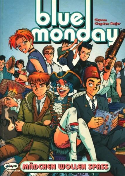 Blue Monday (Ehapa, Br.) Nr. 1,2