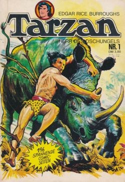 Tarzan (Williams, Tb.) Nr. 1