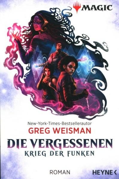 Wiseman, G.: Magic: Krieg der Funken 2 - Vergessen