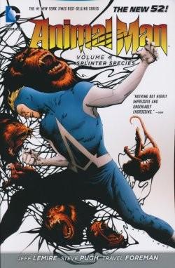 Animal Man (2011) Vol.4 Splinter Species SC