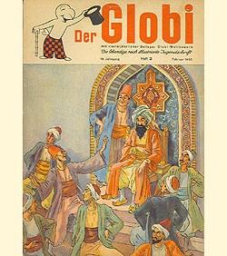 Globi (Globi, Gb., Vorkrieg) Jahrgang 1953 Nr. 1-12