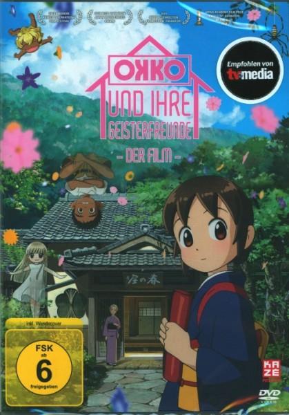 Okko und ihre Geisterfeunde - Der Film DVD