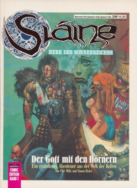 Bastei Comic Edition (Bastei, Br.) Slaine Nr. 1-3