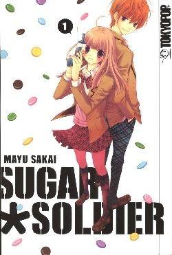 Sugar Soldier (Tokyopop, Tb.) Nr. 1-5 zus. (Z1)
