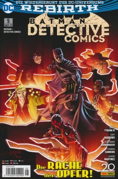 Batman Detective Comics (2017) 05