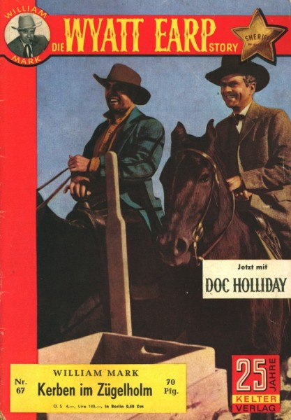 Wyatt Earp Story (Kelter, 1961-68) Nr. 1-100