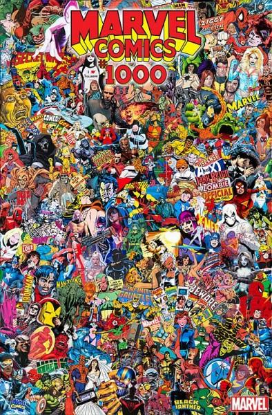 Marvel Comics 1000 HC (02/20)
