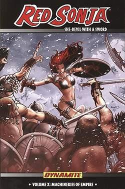 US: Red Sonja Vol.10