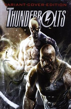Thunderbolts (Panini, Br., 2007) Nr. 8 Variant-Cover