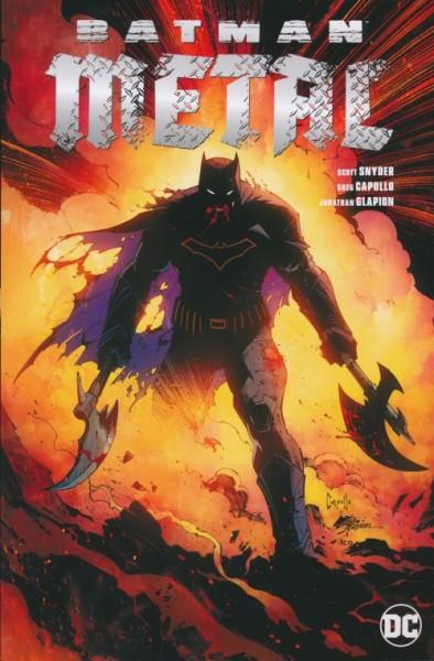 Batman Metal Paperback SC