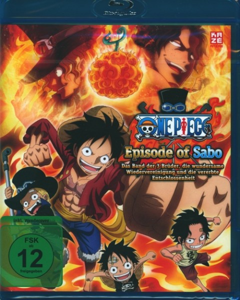 One Piece: TV Special 6 - Episode of Sabo Blu-ray