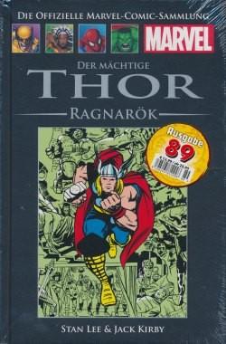 Offizielle Marvel-Comic-Sammlung 89: Thor (Classic XIII)