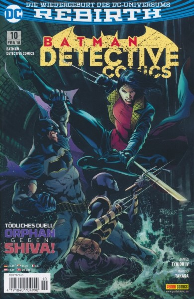 Batman Detective Comics (2017) 10