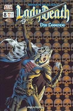 Lady Death: Die Legende (mg Publishing, Gb.) Nr. 1-12