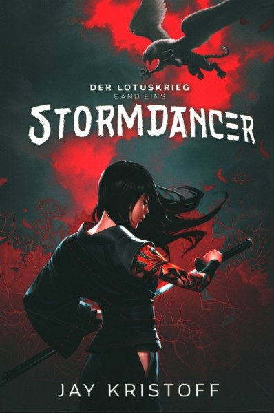 Kristoff, J.: Der Lotuskrieg 1 - Stormdancer