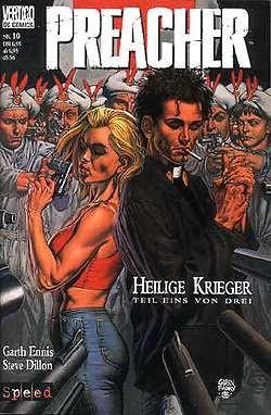 Preacher (Heft) 10 A-Cover