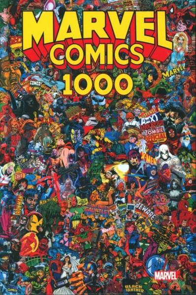 Marvel Comics 1000 (Panini, B.) Hardcover