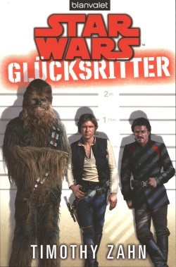 Star Wars - Glücksritter (Blanvalet, Tb.) Einzelband (Z0-2)