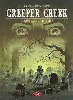 Creeper Creek (Bunte Dimensionen, B.) Nr. 1-3 (neu)