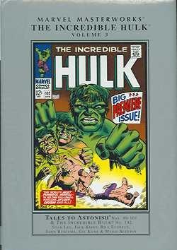 US: Marvel Masterworks: Hulk Vol. 3 HC