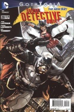 Detective Comics (2011) ab 8