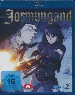 Jormungand Vol. 2 Blu-ray