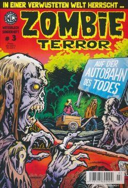Weissblech Sonderheft 3: Zombie Terror