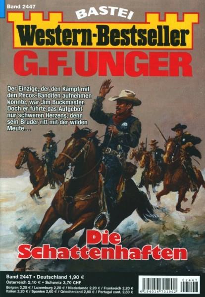 Western-Bestseller G.F. Unger 2447