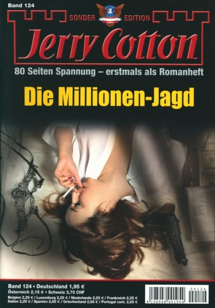 Jerry Cotton Sonder-Edition 124