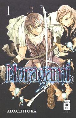Noragami (EMA, Tb.) Nr. 1-11 zus. (Z1)