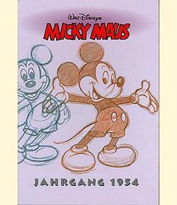Micky Maus Reprintkassetten (Ehapa, Kassette) 1954