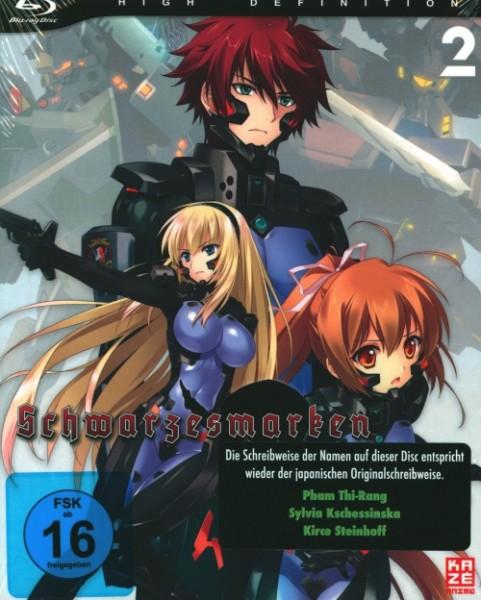 Schwarzesmarken Vol. 2 Blu-ray