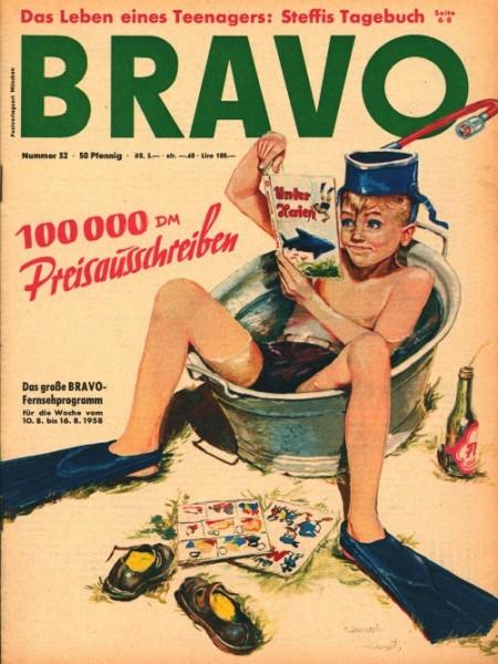 Bravo Jahrgang 1959 Nr. 1-52