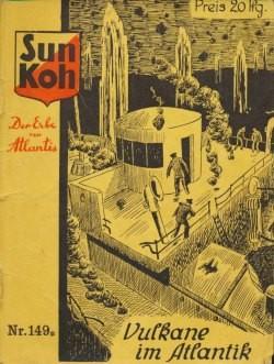 Sun Koh (Bergmann, Vorkrieg) höhere Auflage Nr. 101-150