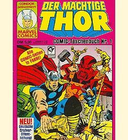 Mächtige Thor (Condor, Tb.) Nr. 1-5
