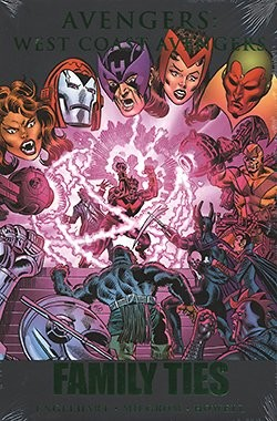 US: Avengers: West Coast Avengers Family Ties HC