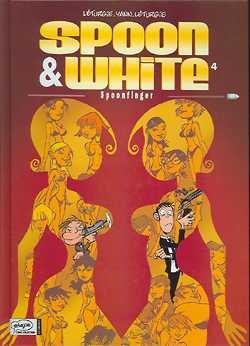 Spoon & White (Ehapa, B.) Nr. 1-5