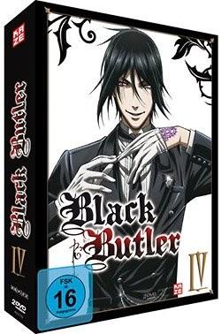 Black Butler Vol.4 DVD