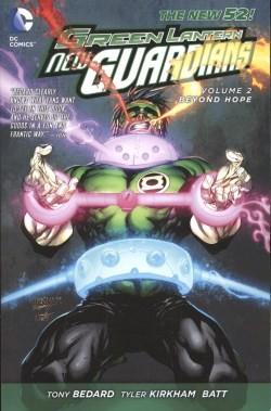 Green Lantern New Guardians (2011) Vol.2 Beyond Hope SC