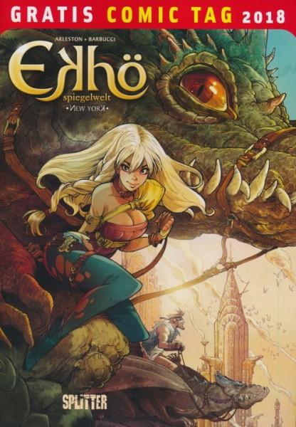 Gratis Comic Tag 2018: Ekhö