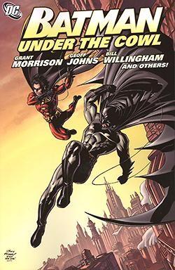 US: Batman Under the Cowl