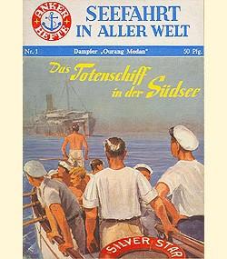 Seefahrt in aller Welt (Moewig) Nr. 1-40