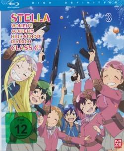 Stella Women's Academy Vol. 3 Blu-ray