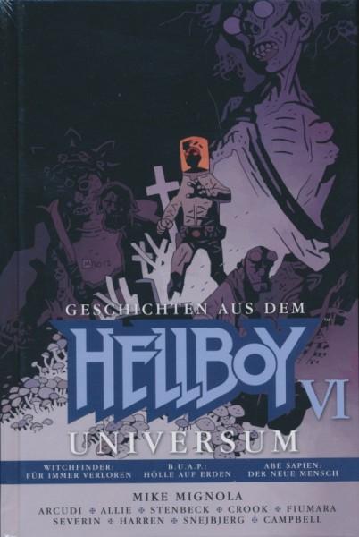 Geschichten aus dem Hellboy Universum 06