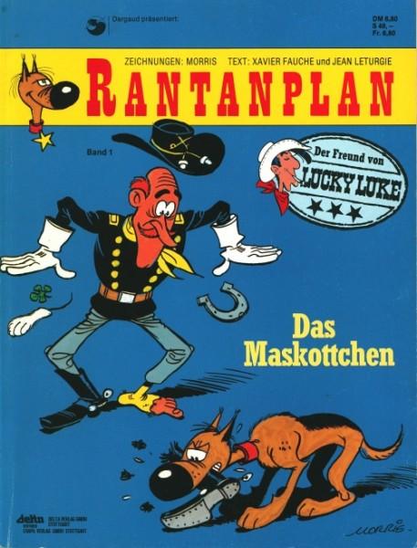Rantanplan (Delta / Ehapa, Br.) Kioskausgabe Nr. 1-10