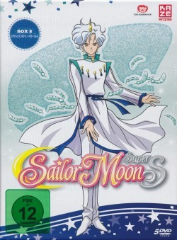 Sailor Moon Vol.08 DVD-Box